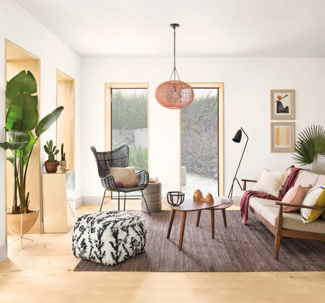 Sherwin-Williams' 2020 Colormix Forecast Heart collection