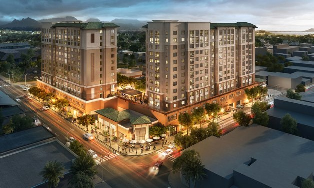 Kulana Hale, mixed-use development in Kapolei, to help address the critical issue of affordable housing in Hawaii
