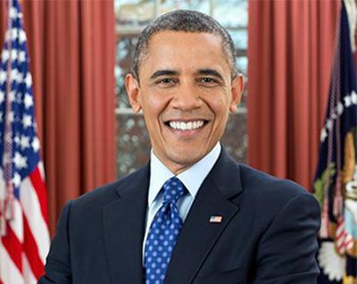 President Barack Obama. Courtesy of The U.S. Green Building Council (USGBC)