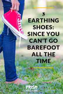 3 Earthing Shoes - 't Barefoot Time