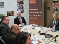 U.S. Senator John Cornyn Meeting with PEP's Leadership Team