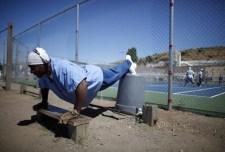 inmate exercising - takepart.com
