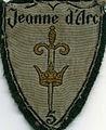 chantiers de jeunesse 24 groupe 5 Jeanne d'arc