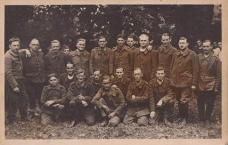 Yves Toulhoat Menden 1er Aout 1941