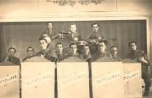 WOLFSBERG STALAG 18 CAMP DE PRISONNIERS LES BUTT JAZZ