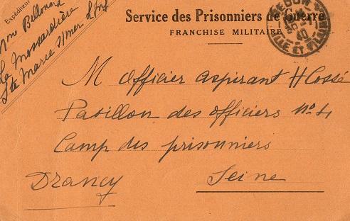 prisonniers de guerre françaiscamp de prisonniers français camp de Drancy