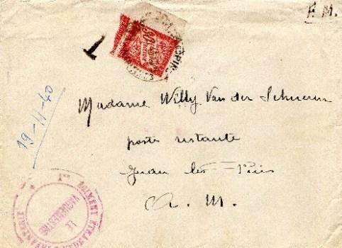 1940 1er régiment étranger
