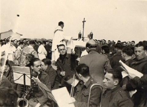 orchestre stalag VIII C SAGAN