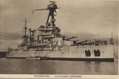 cuirassé lorraine 1940