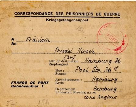prisonnier de guerre allemand en France après 1945 soulac sur mer 184