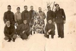 Noel 1942 1943 Stalag II D verso