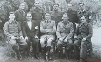 prisonniers de guerre STALAG IVC  MEDECIN INFIRMIER
