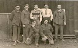 prisonnier de guerre STALAG VI J LAGER FICHTENHAIN KREFELD