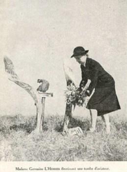 Germaine  L'Herbier-Montagnon