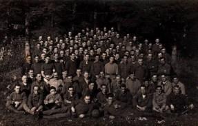 PRISONNIERS de guerre STALAG PRES DE RUBELAND