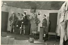 prisonniers de guerre camp oflag théâtre