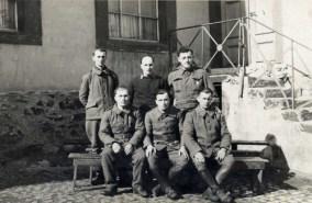 Prisonniers Stalag XII Arbeits Kado 1012