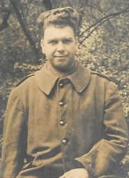 prisonnier de guerre René Almont camp de Fallingbostel