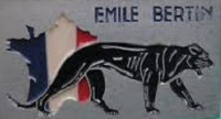 Blason Emile Bertin