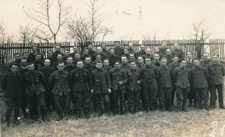 photo prisonniers de guerre Stalag IX