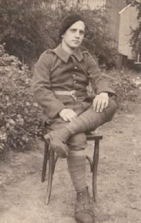 prisonnier de guerre Stalag VI F