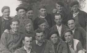 prisonniers de guerre STALAG II E