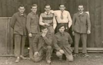 prisonniers de guerre STALAG VI J