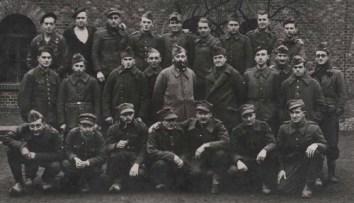 prisonniers de guerre français et polonais stalag