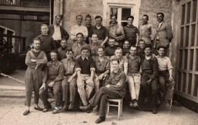 prisonniers de guerre haquet gaston STALAG VII A kommando 2909
