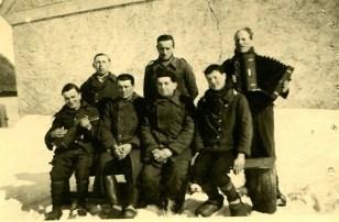 prisonniers de guerrre Ricapet Henri STALAG I B