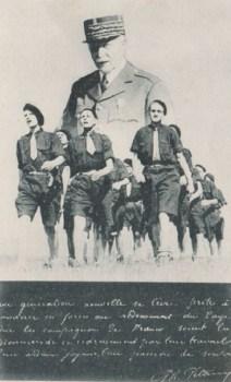 Pétain et les chantiers de jeunesse
