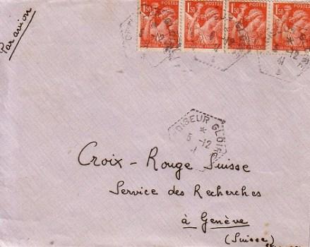 croiseur Gloire décembre 1941