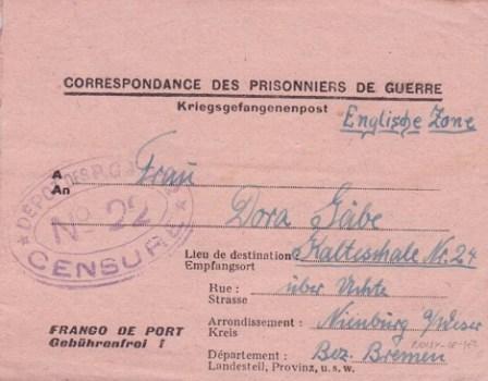prisonniers de guerre allemands camp n°22