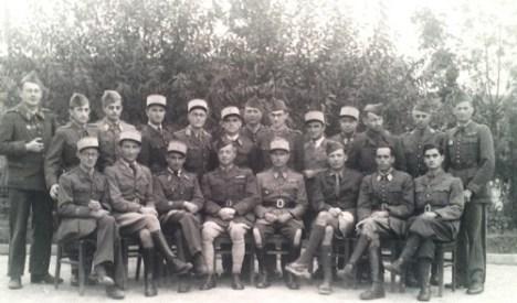 prisonniers de guerre capitaine Roussat oflag V A