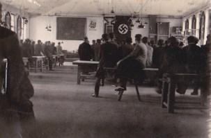 prisonniers de guerre réunion d'ouvriers Stalag II-D