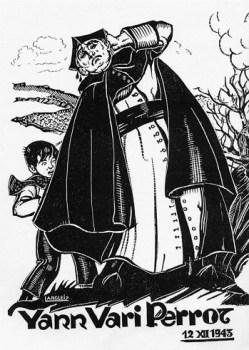carte de l'abbé pérrot