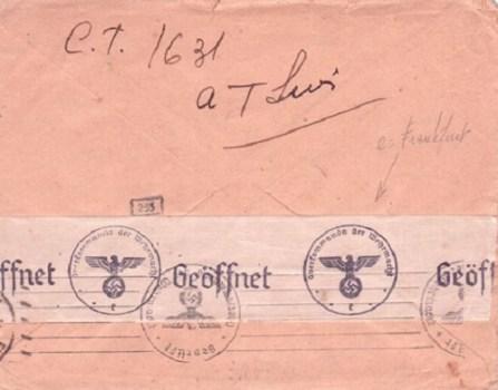 prisonnier de guerre en suisse fin 1940 mention rapatrié
