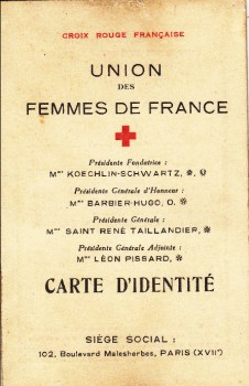 union des femmes de france