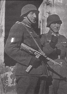 soldats de la LVF
