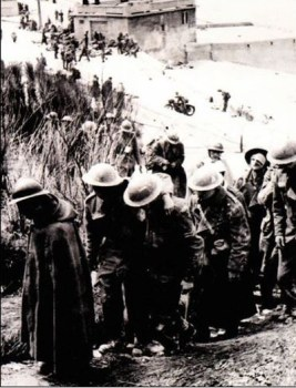 troupes britanniques défaites à dunkerque