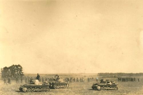 chars allemand et prisonniers de guerre français mai juin 1940