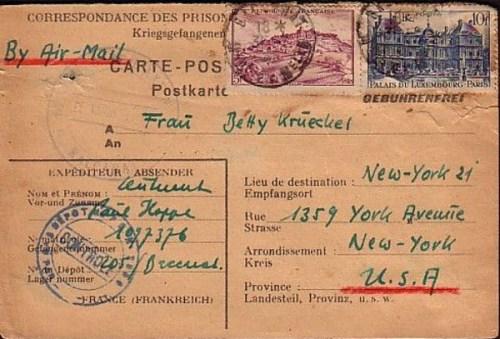 prisonniers de guerre allemands en france camp 205