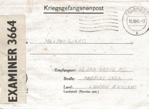 prisonniers de guerre stalag XB marlag 10 10 1941