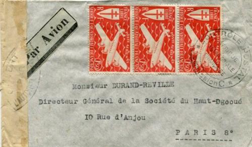 censure afrique équatoriale française