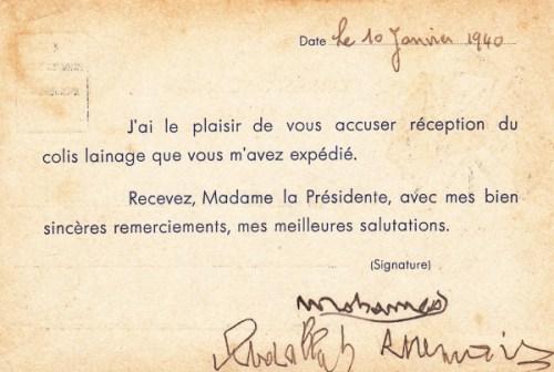 association des dames françaises 11 01 1940