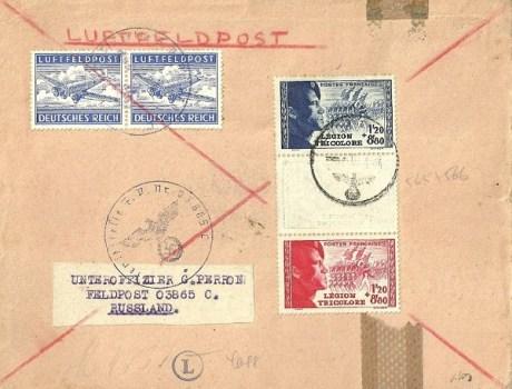 LVF feldpost 03865