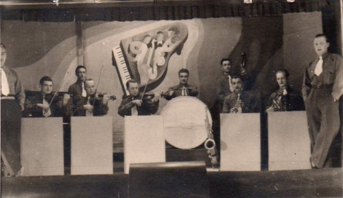 orchestre Jazz musique Stalag VI C SAGAN 1943