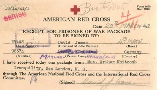 prisonniers de guerre marlag 20 03 1942