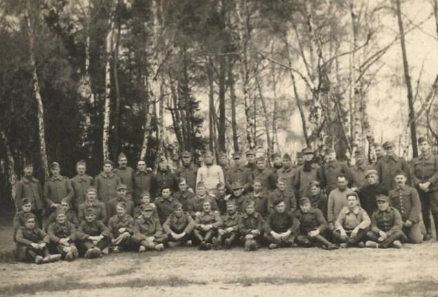 prisonnier de guerre Faucomprey Arthur STALAG XXI C /H