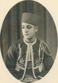 Roger Jacques à Sétif juillet 1935 11e régiment des tirailleurs algériens
